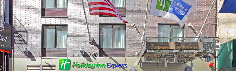 Holiday Inn Express building