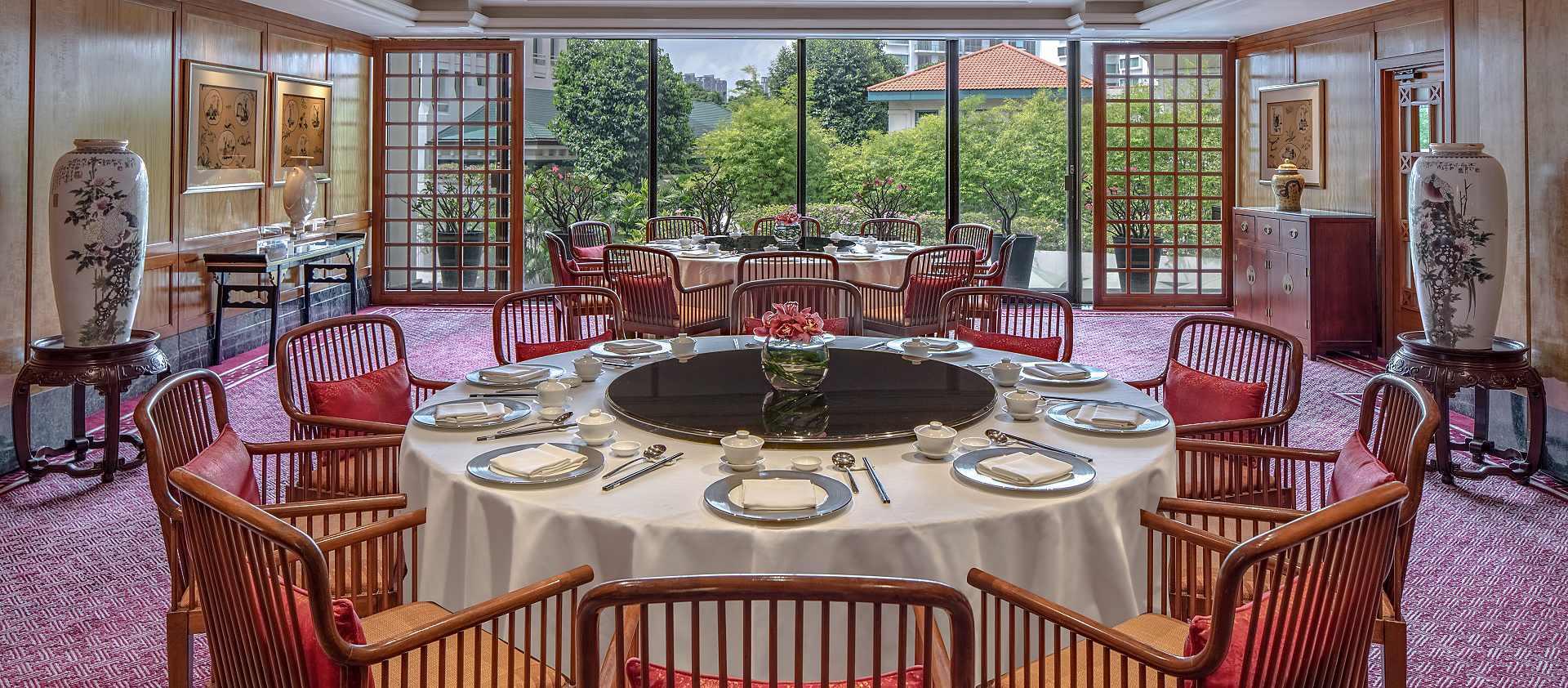 Regent Fine Dining Summer Palace
