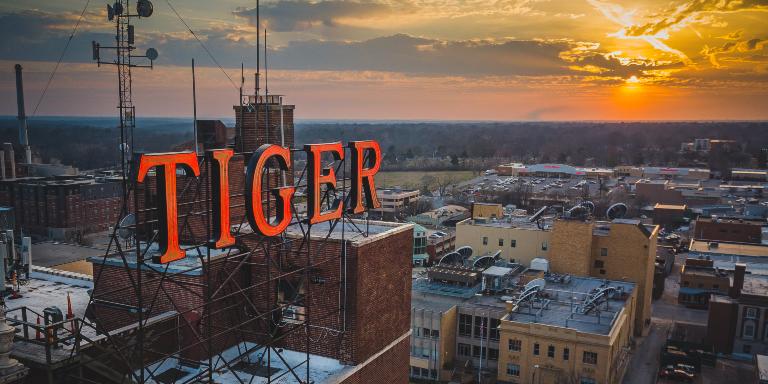 voco the Tiger Columbia, MO