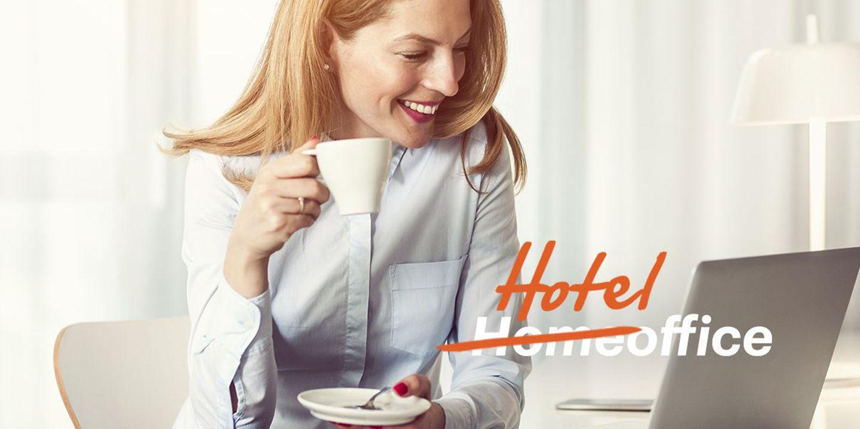 Seien sie ungestört im hoteloffice