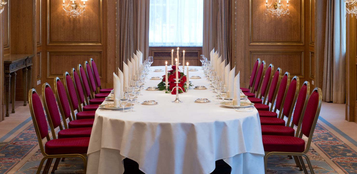 Regent Destinations Fine Dining