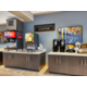 Enjoy coffee and beverages in our Candlewood Coffee station