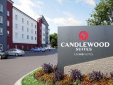 Candlewood Suites Odessa - Midland