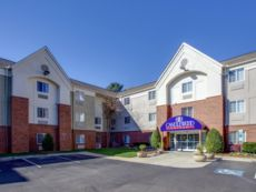 Candlewood Suites 罗利CRABTREE