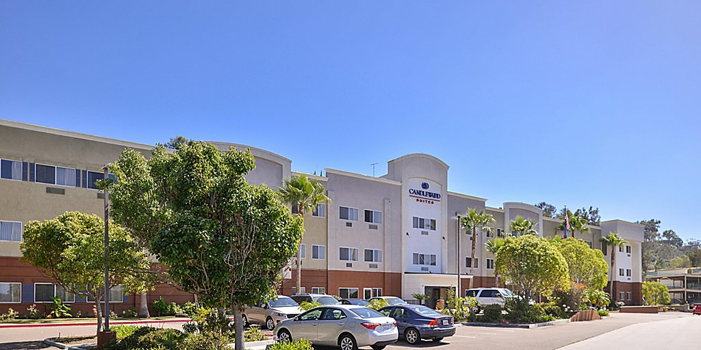 San Diego Hotels With Kitchen Candlewood Suites San Diego