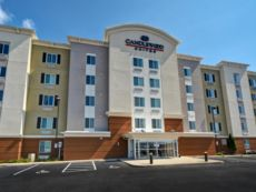 Candlewood Suites St. Clairsville-Wheeling Area