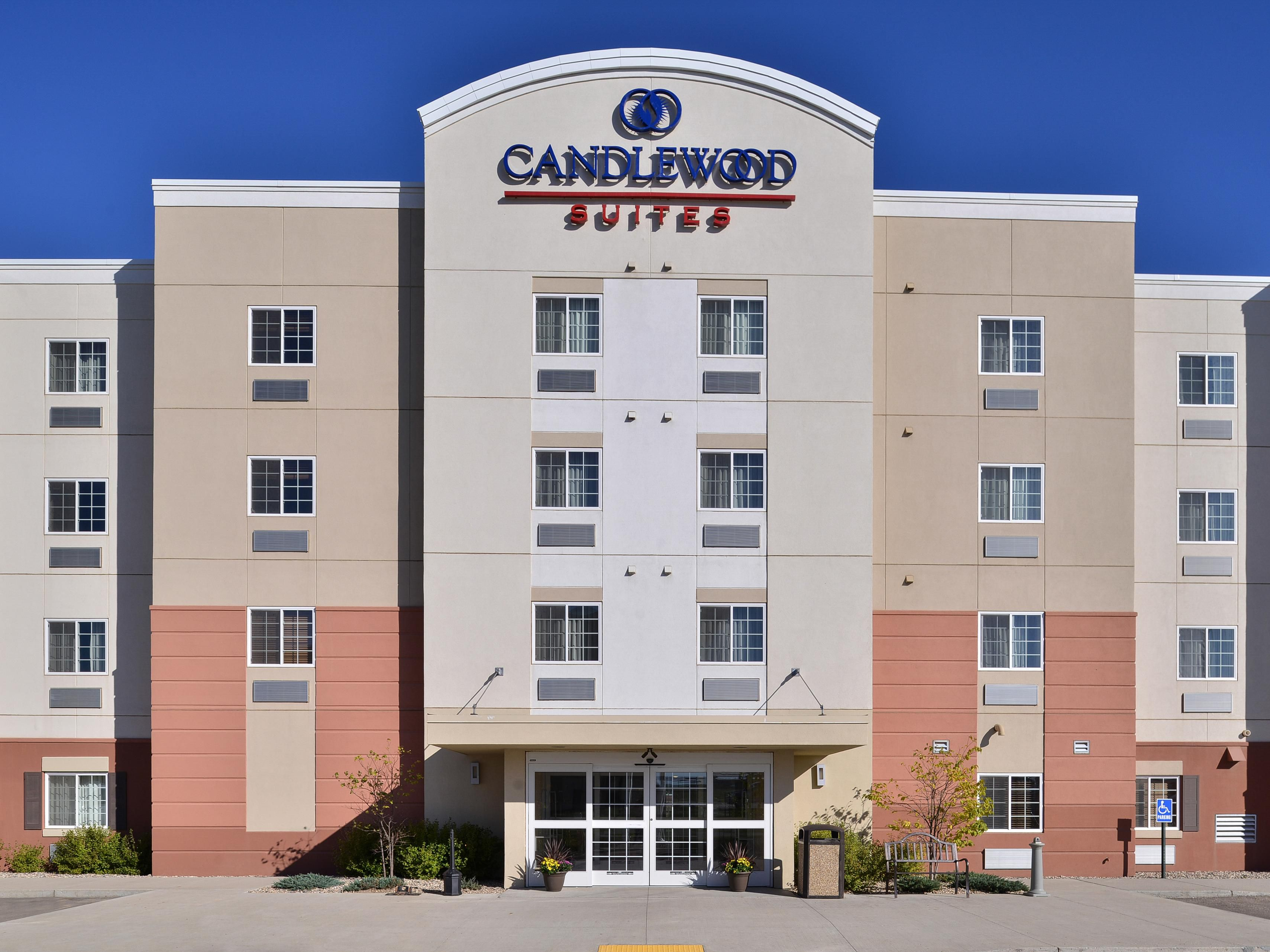 Candlewood Suites Williston Hotel Reviews Photos