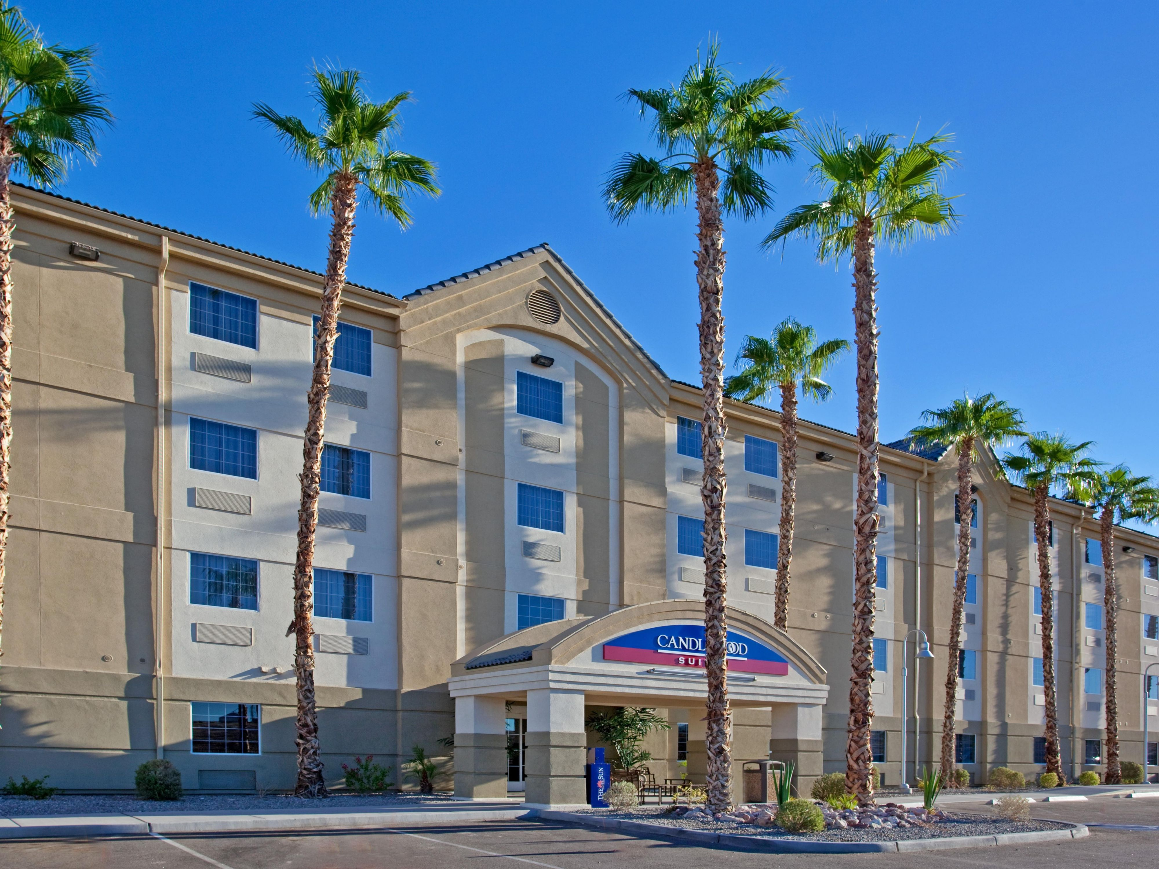 Candlewood Suites Yuma Extended Stay Hotel In Yuma Arizona