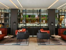 Crowne Plaza Hambourg - City Alster