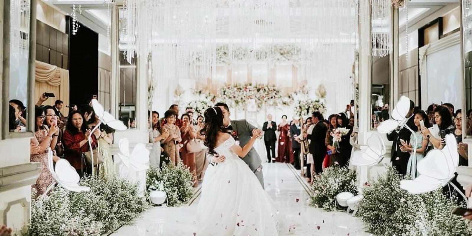 Crowne Plaza Jakarta Jakarta Indonesia Hotel Ihg - Wedding Venue Jakarta, 7 Rekomendasi Wedding Venue Intimate Di Jakarta Yang Mempesona Tempat Com