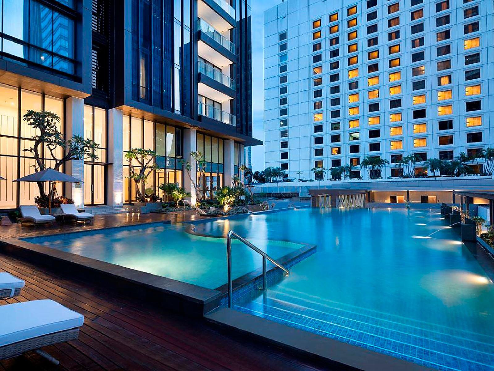 Crowne Plaza Jakarta Jakarta Indonesia Hotel Ihg