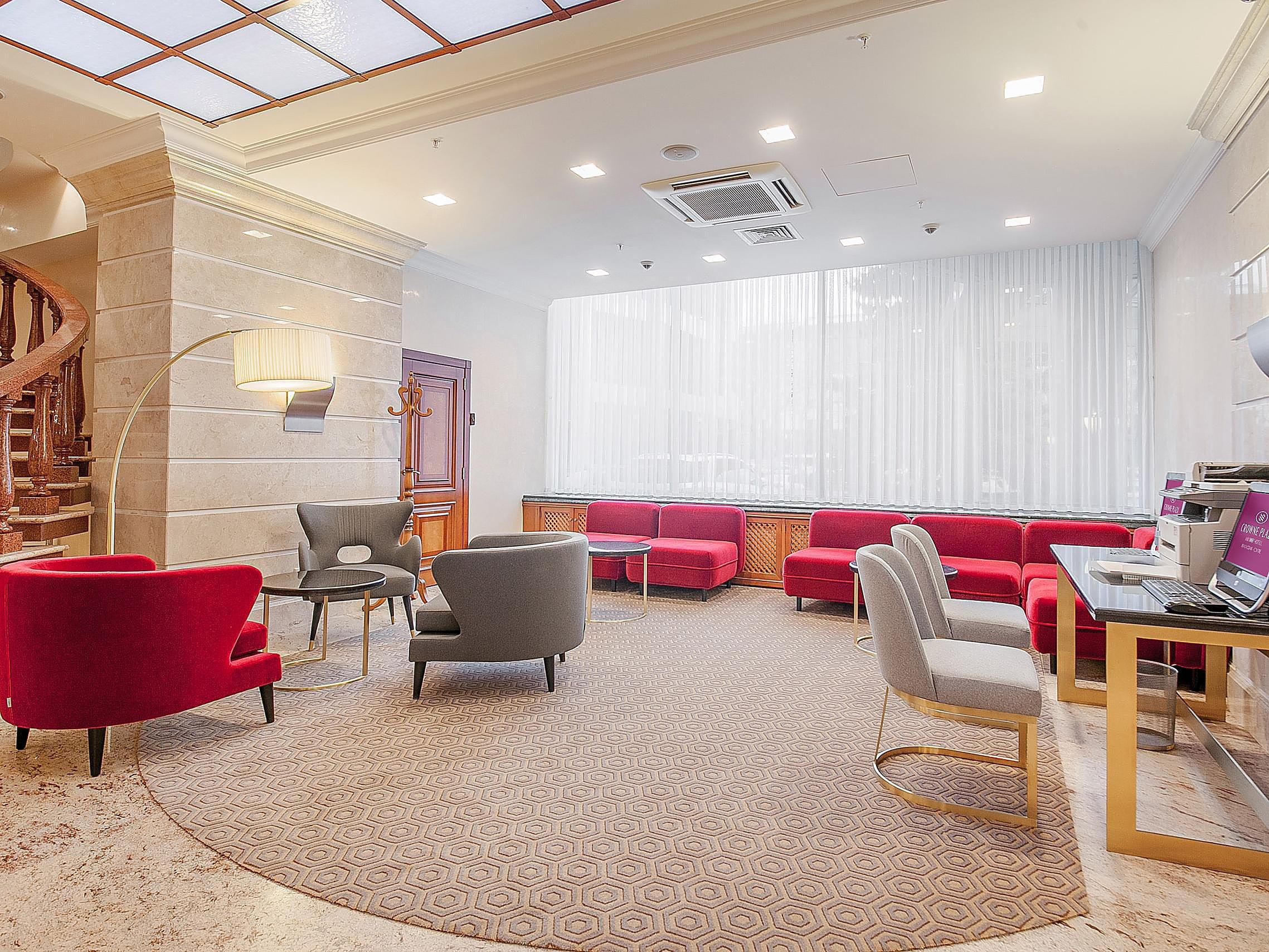 Crowne Plaza Krasnodar Centre Business Hotel Best Price Guarantee