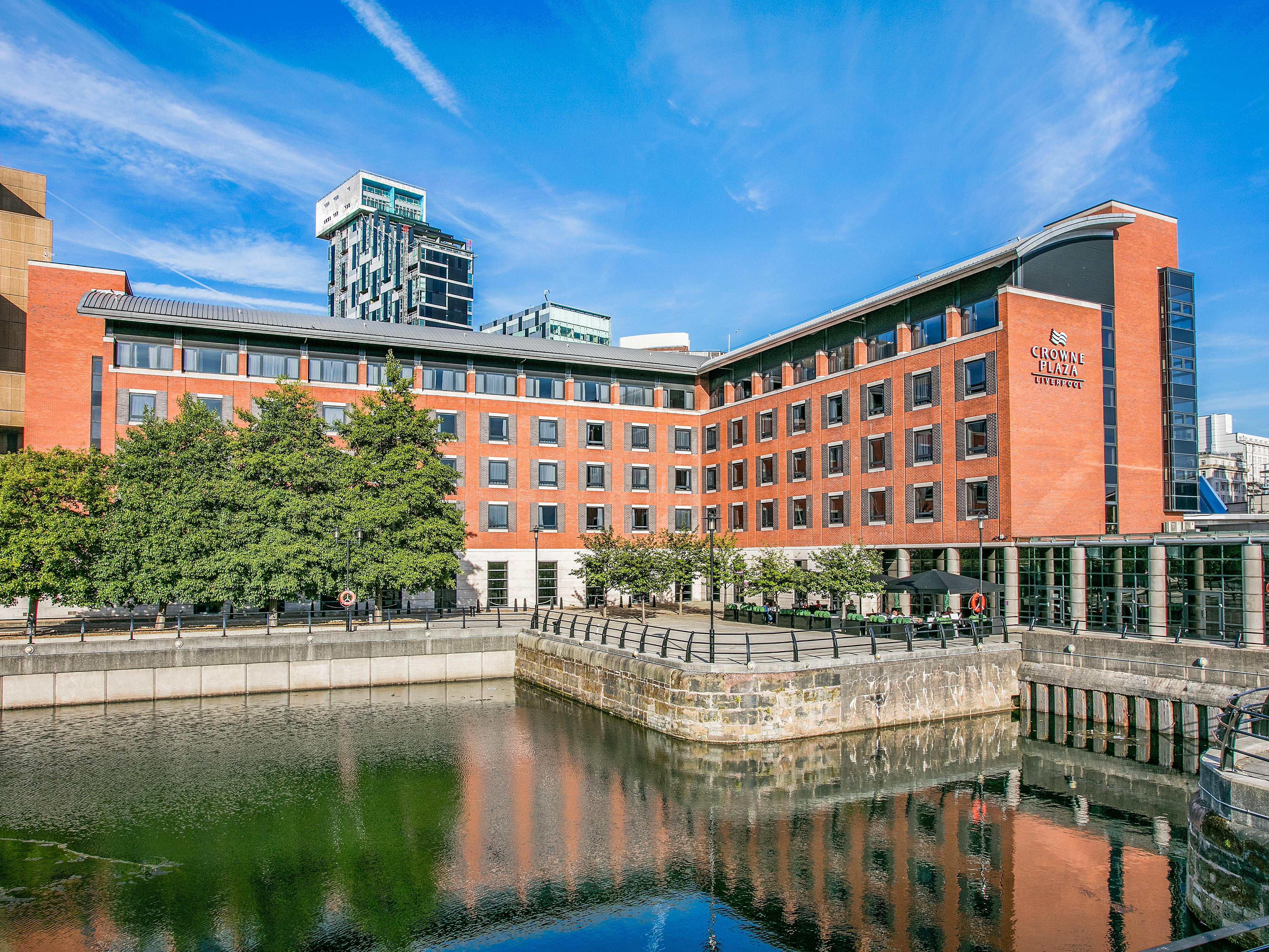 Central Business Hotel Crowne Plaza Liverpool City Centre