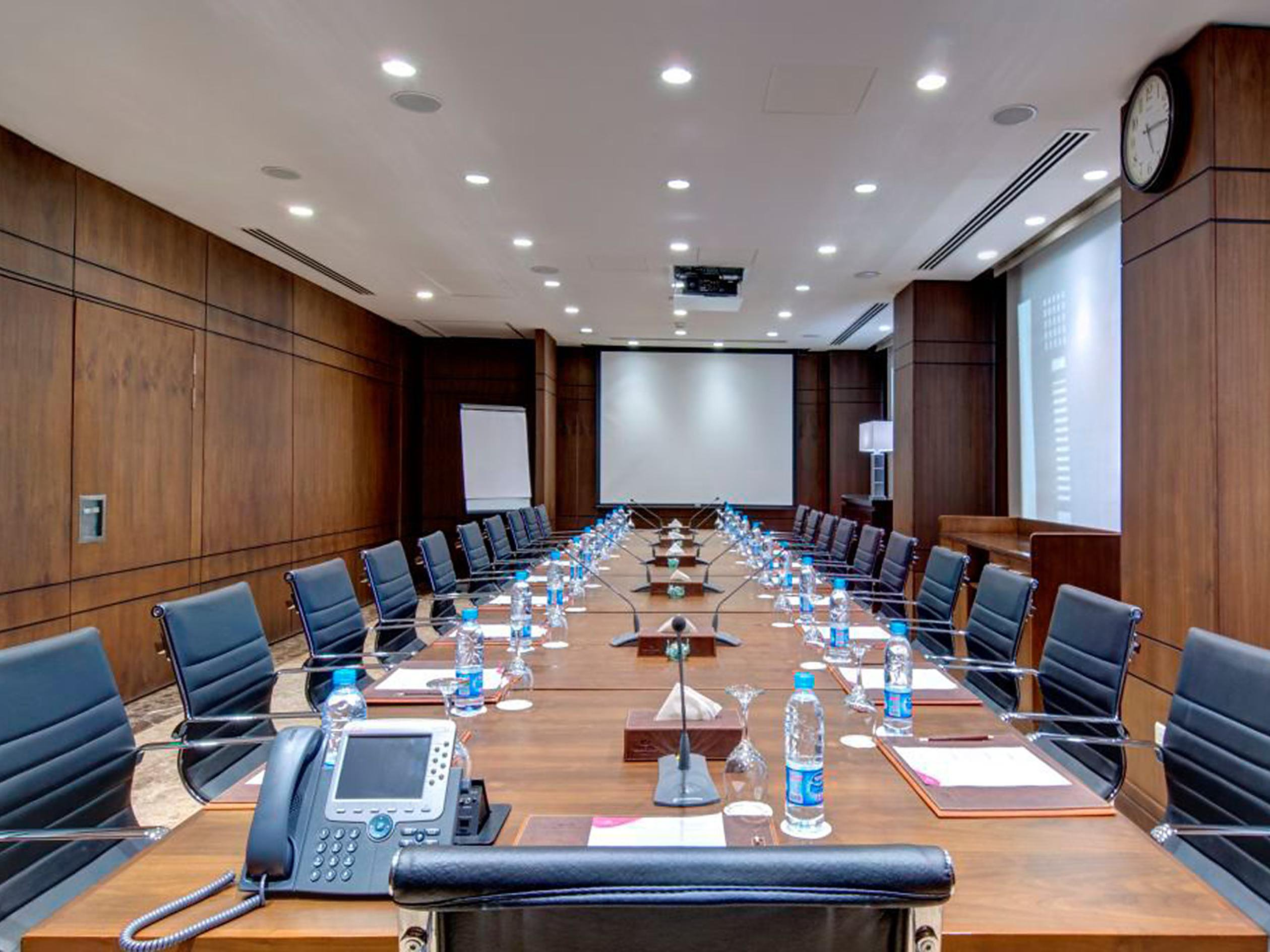 Crowne Plaza Madinah - Hotel Meeting Rooms for Rent