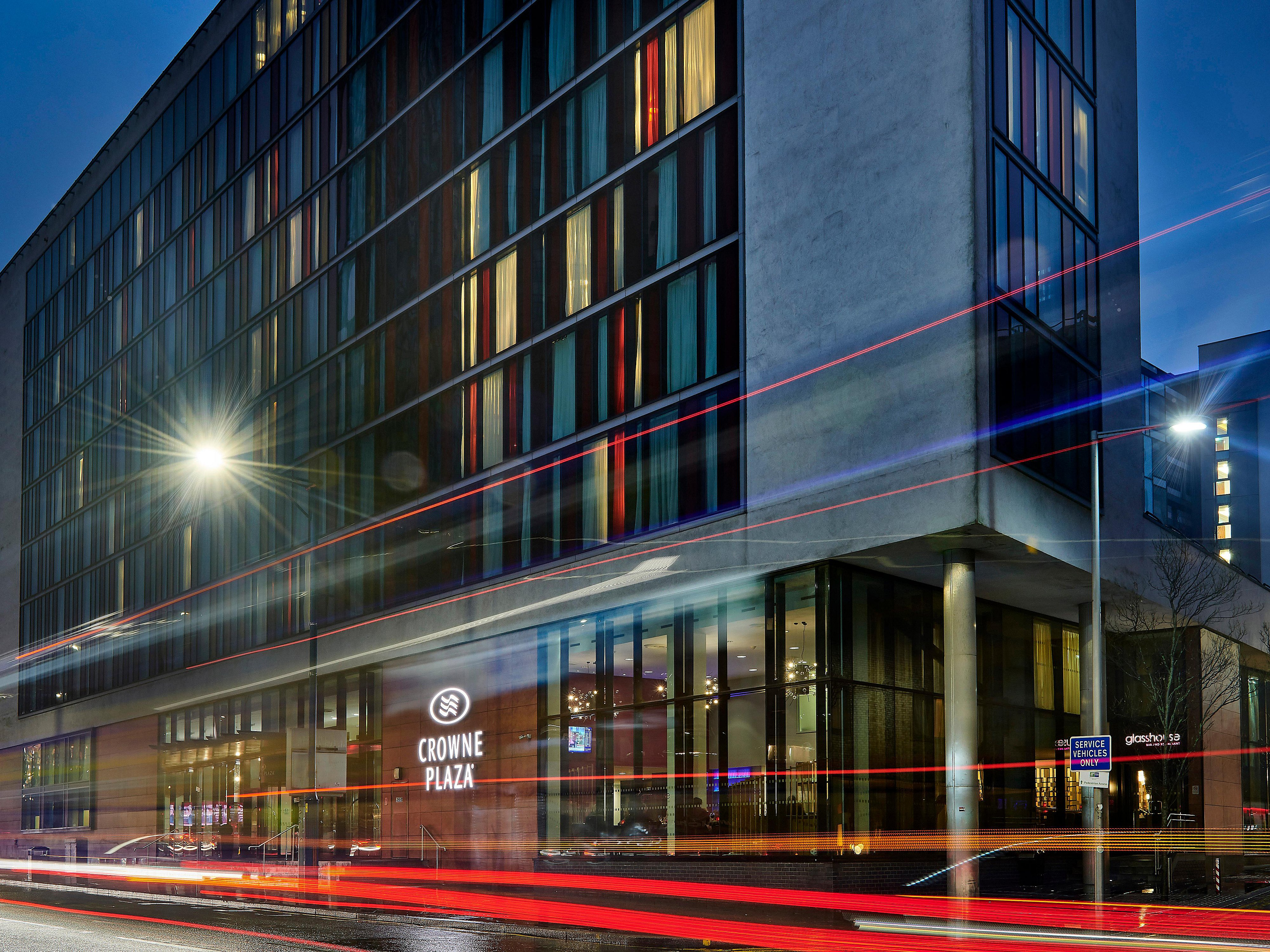 Business Hotel: Crowne Plaza Manchester City Centre