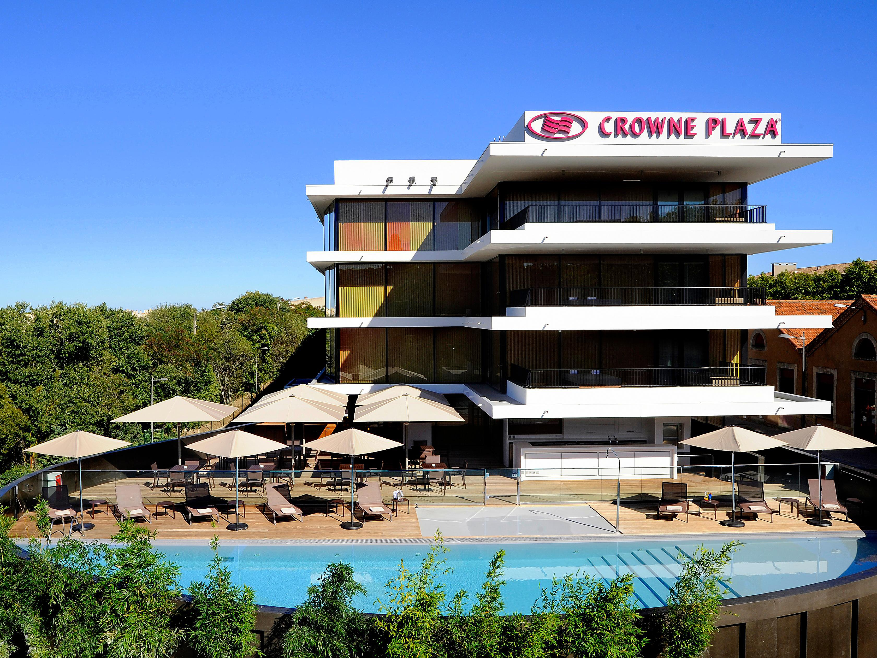 City Centre Hotel Crowne Plaza Montpellier Corum
