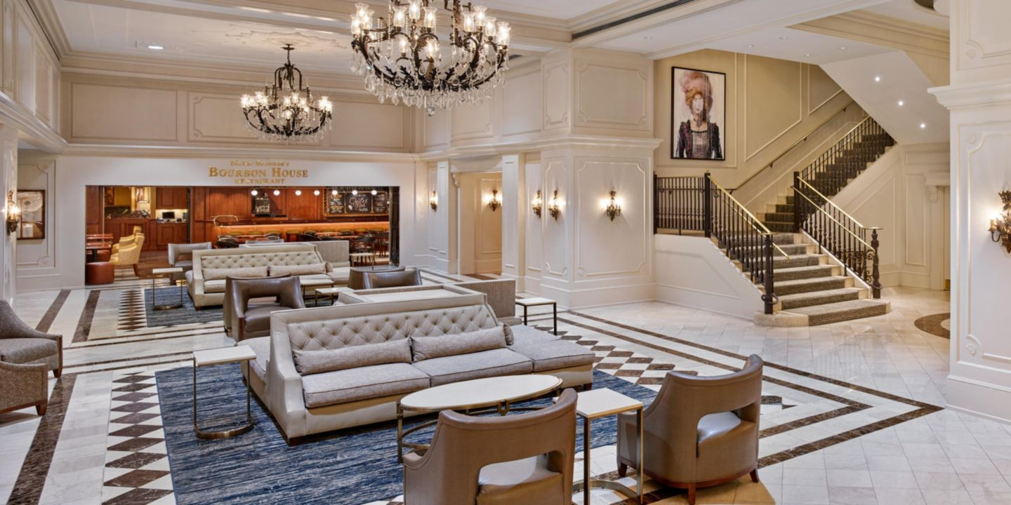 Crowne Plaza New Orleans French Quarter Hotels In New Orleans Near Bourbon Street