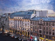 Crowne Plaza San Petersburgo - Ligovsky