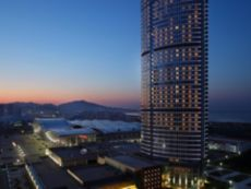 Crowne Plaza Yantai Sea View