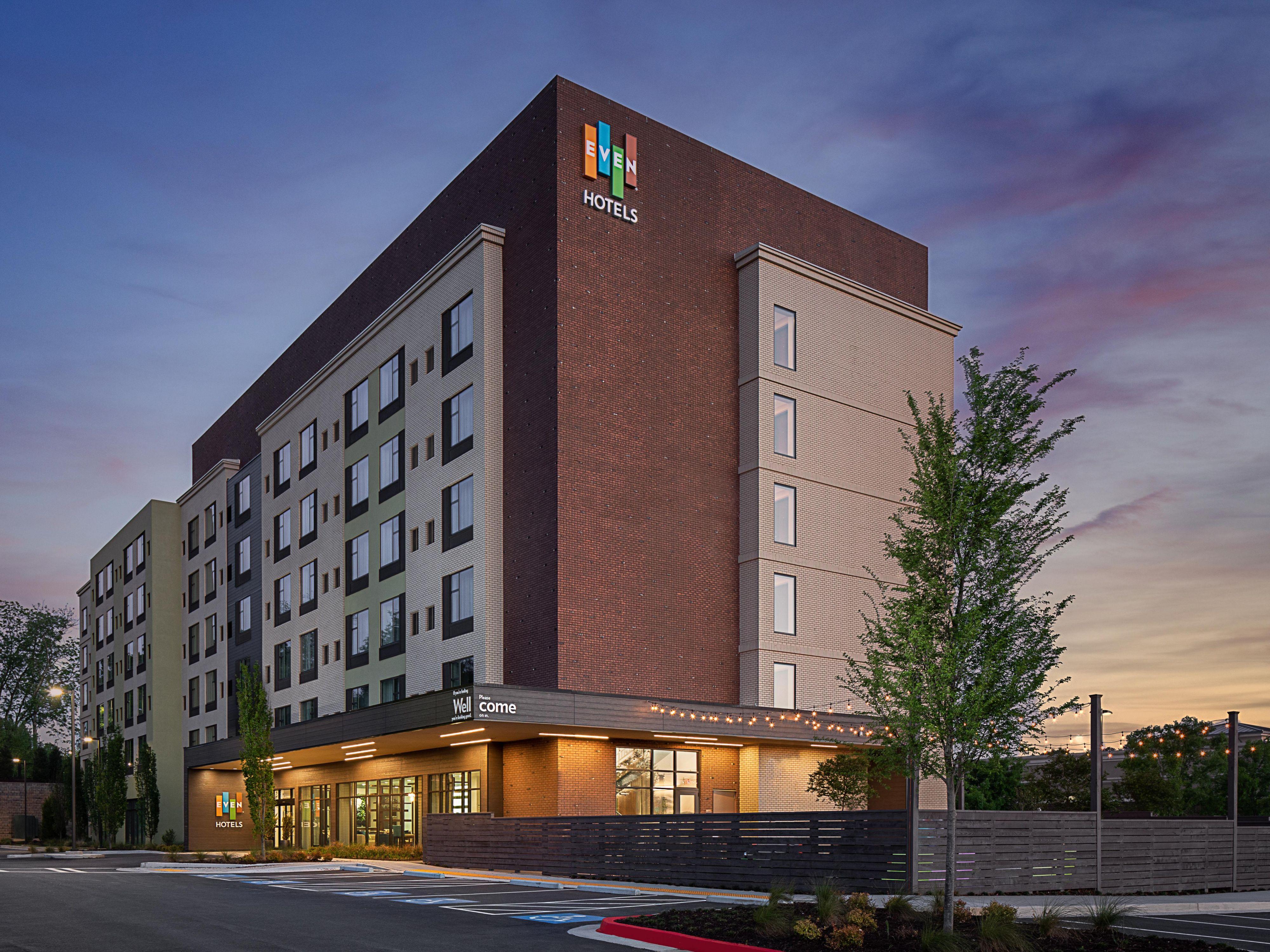 Hotels Near Avalon In Alpharetta Ga Even Hotel Alpharetta