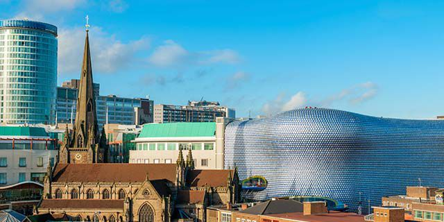 Plan your stay in Birmingham, UK
