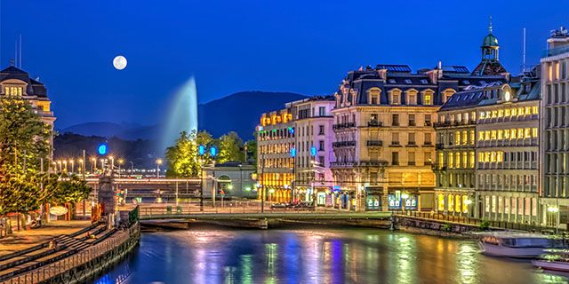 Plan your stay in Geneva