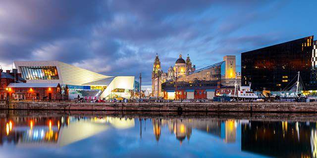Liverpool bleisure hotels