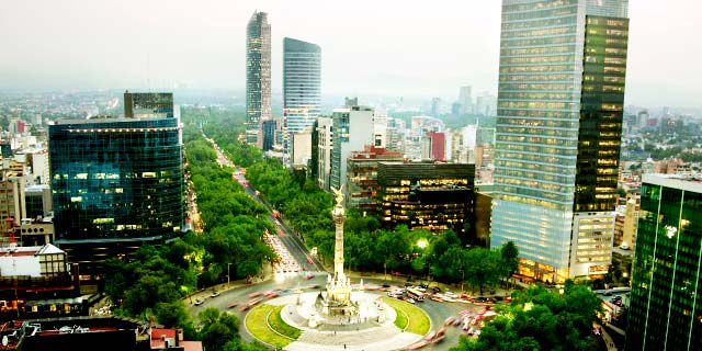 Explore Mexico City