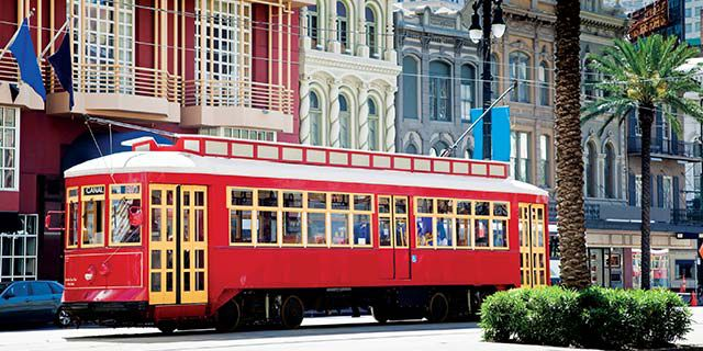View New Orleans Bleisure Hotels