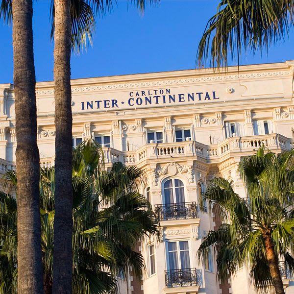 Carlton intercontinental hotel