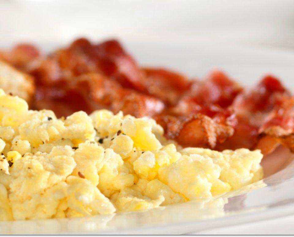 Modified breakfast offering