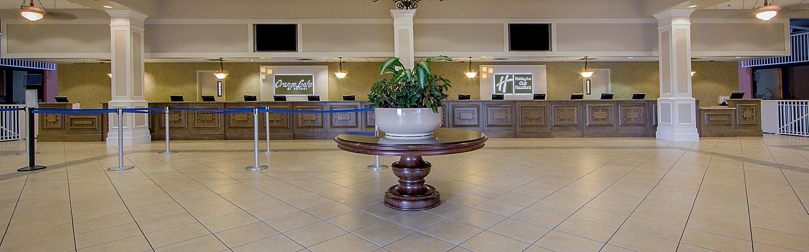 Orlando Hotels With Pools Near Kissimmee Fl Holiday Inn Club Vacation At Orange Lake Resort