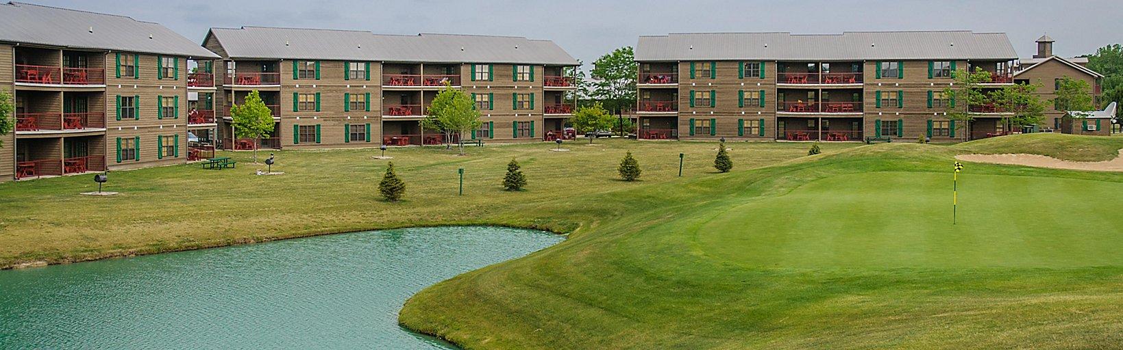 Holiday Inn Club Vacations Fox River Resort Hotel by IHG