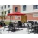 Holiday Inn Express Outdoor Patio
