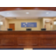 Holiday Inn Express - Newgarden Front Desk