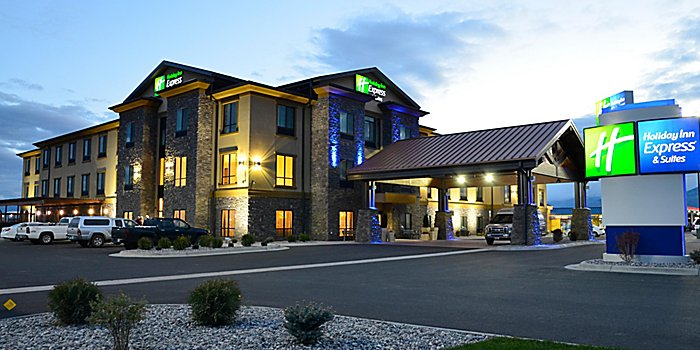 Holiday Inn Express in Big Sky Country