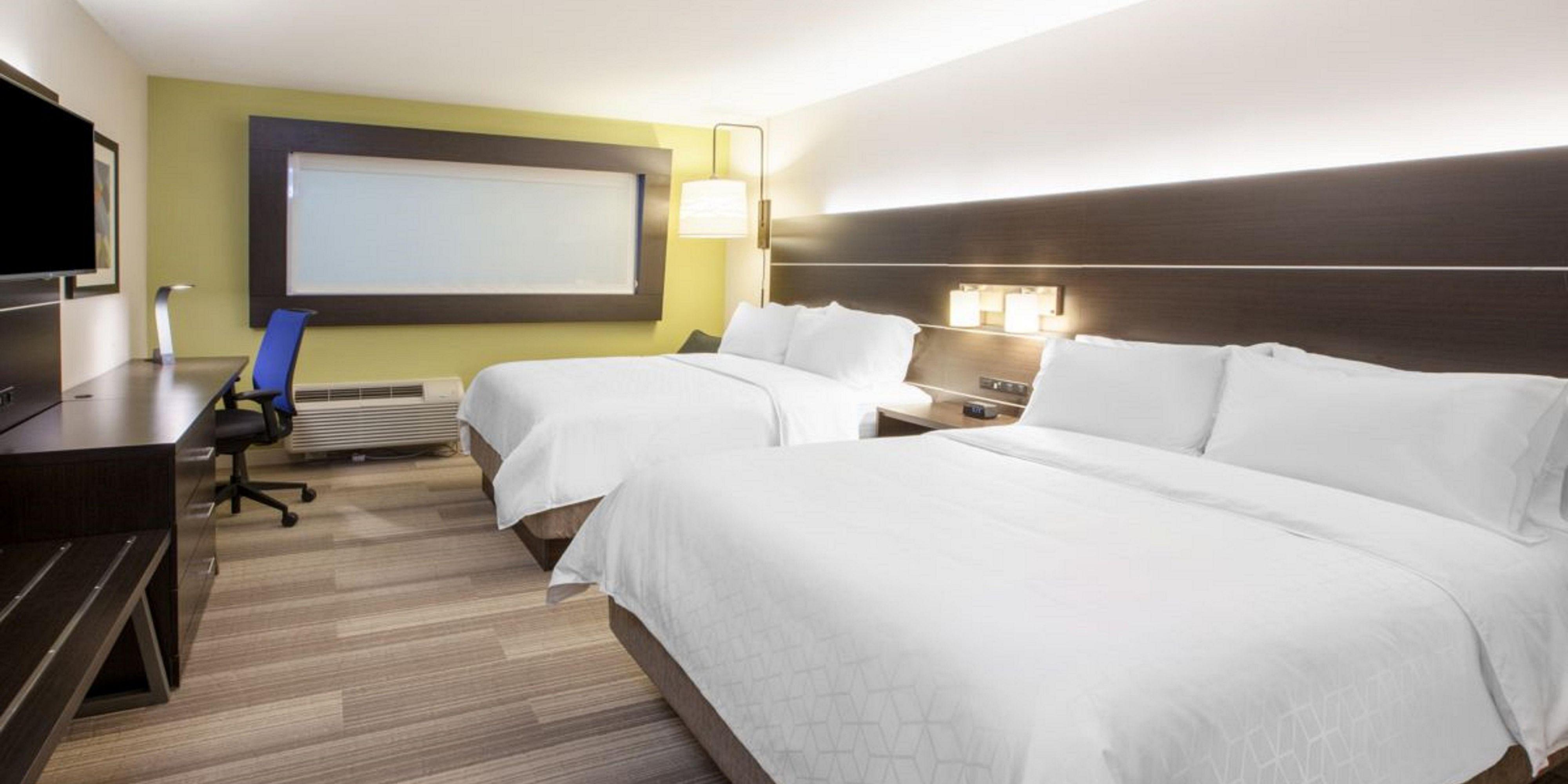 Hotel In Colorado Springs Colorado Holiday Inn Express Suites Colorado Springs South I 25
