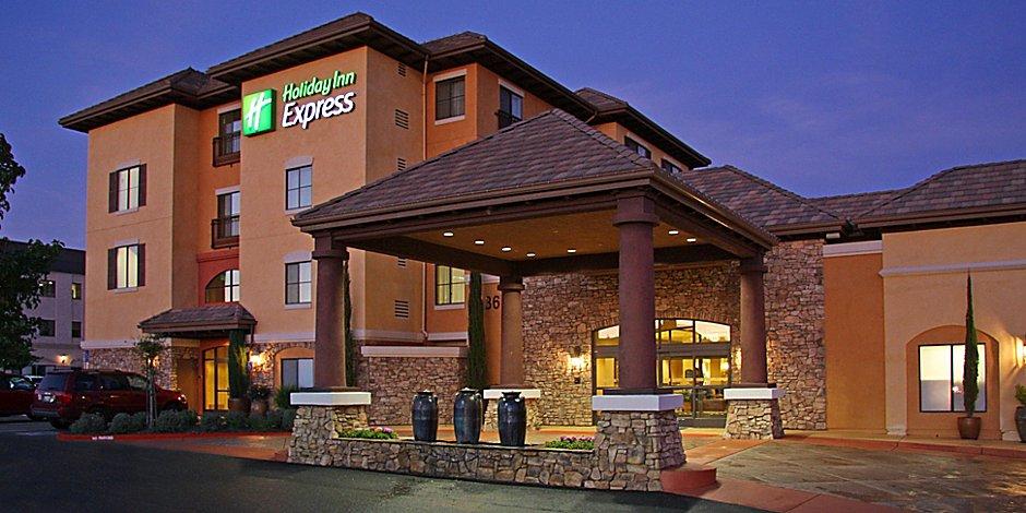 Hotel Near Folsom Lake Holiday Inn Express Suites El Dorado Hills