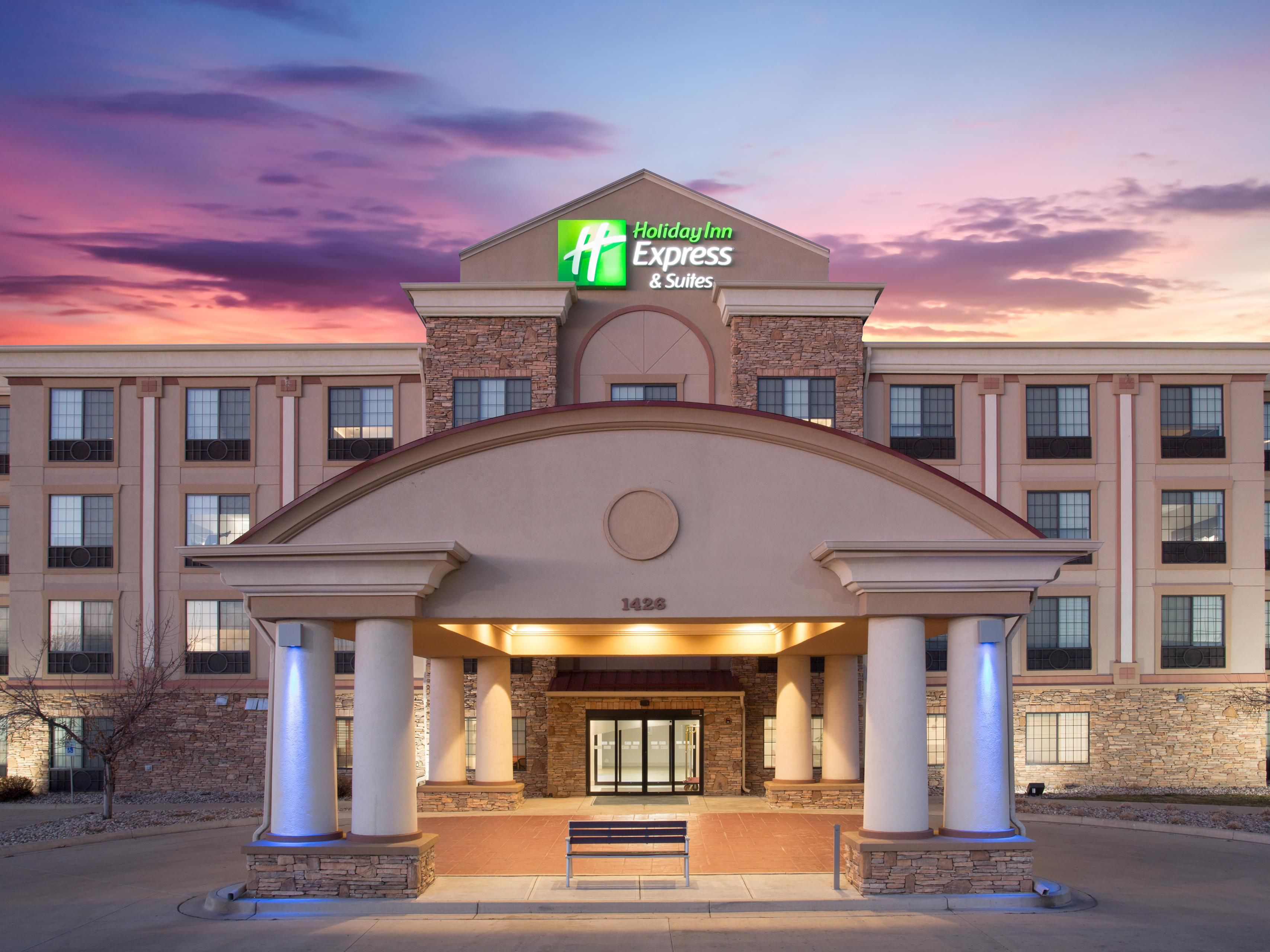 Holiday Inn Express Suites Ft Collins Hotel In Fort Collins By Ihg