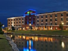 Holiday Inn Express & Suites Glenpool(塔尔萨区)