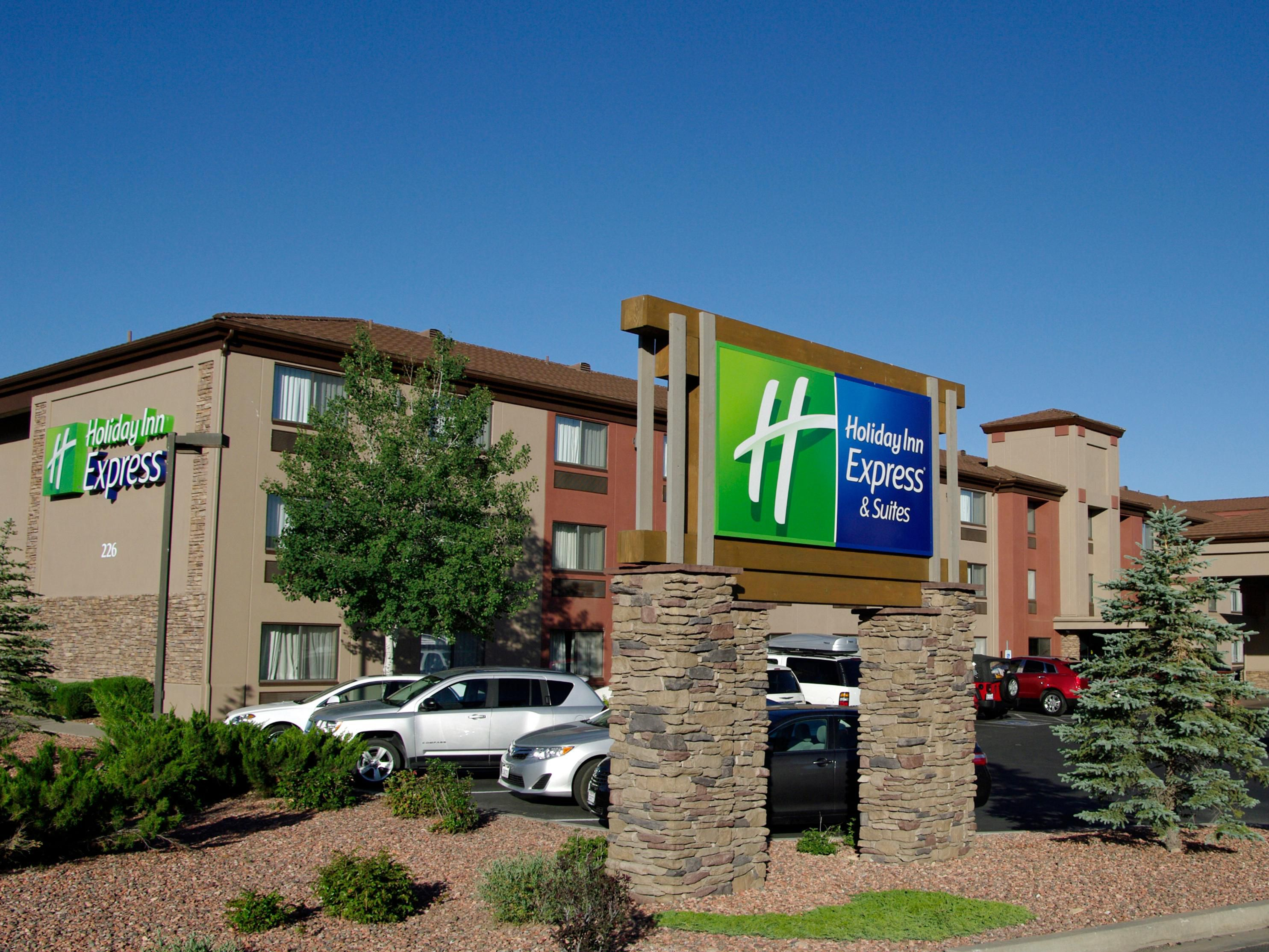 Holiday Inn Express Suites Grand Canyon Hotel In Grand Canyon By Ihg