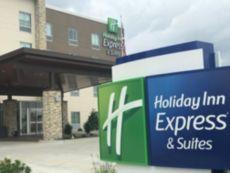 Holiday Inn Express & Suites Hannibal - Medical Center