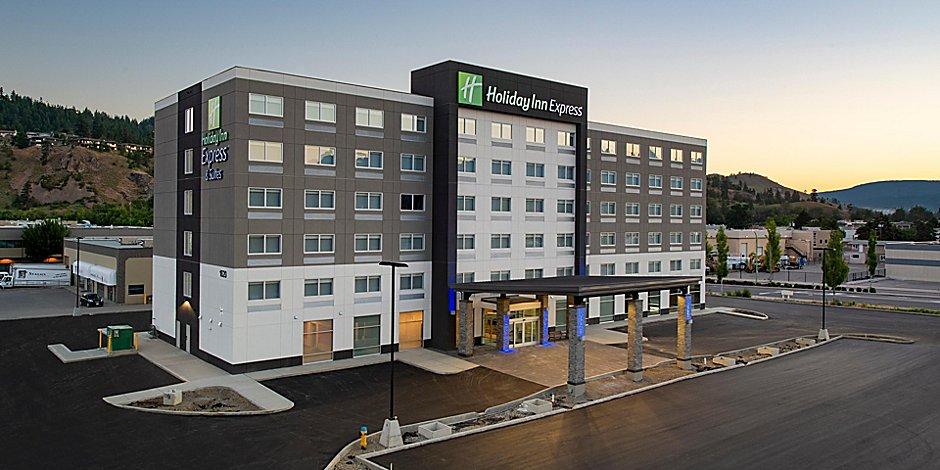 Holiday Inn Express & Suites Kelowna Hotel by IHG