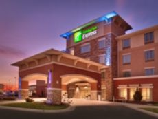 Holiday Inn Express & Suites 欧弗兰帕克
