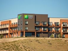 Holiday Inn Express & Suites 波卡特洛