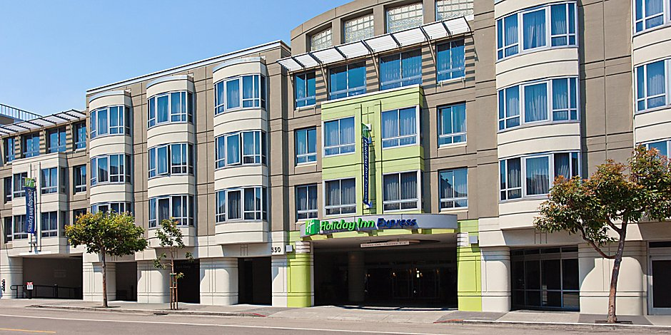 Affordable Hotels Near Pier 39 Holiday Inn Express Suites San Francisco Fisherman S Wharf