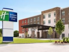 Holiday Inn Express & Suites Savannah W - Chatham Parkway