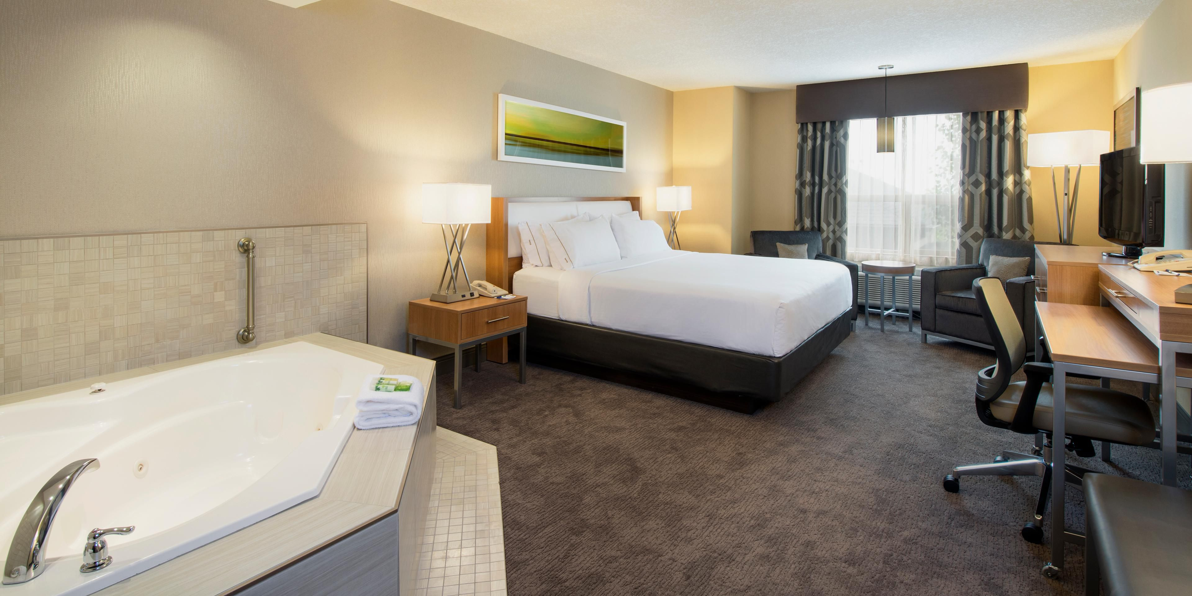 Holiday Inn Express Suites Sherwood Park Edmonton Area Hotel By Ihg