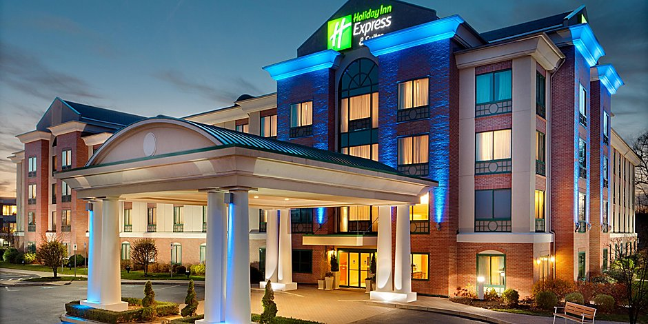Holiday Inn Express Suites Warwick