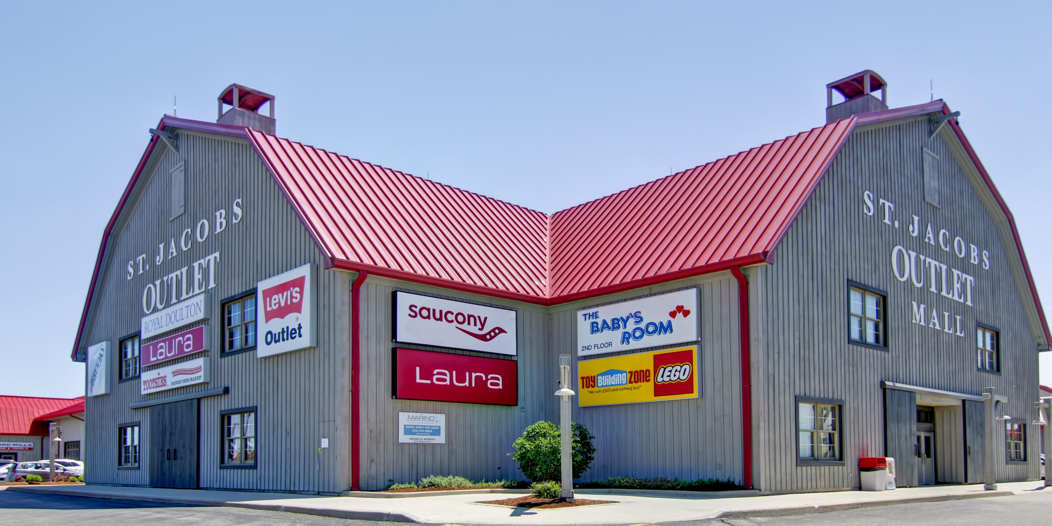 saucony outlet store st jacobs